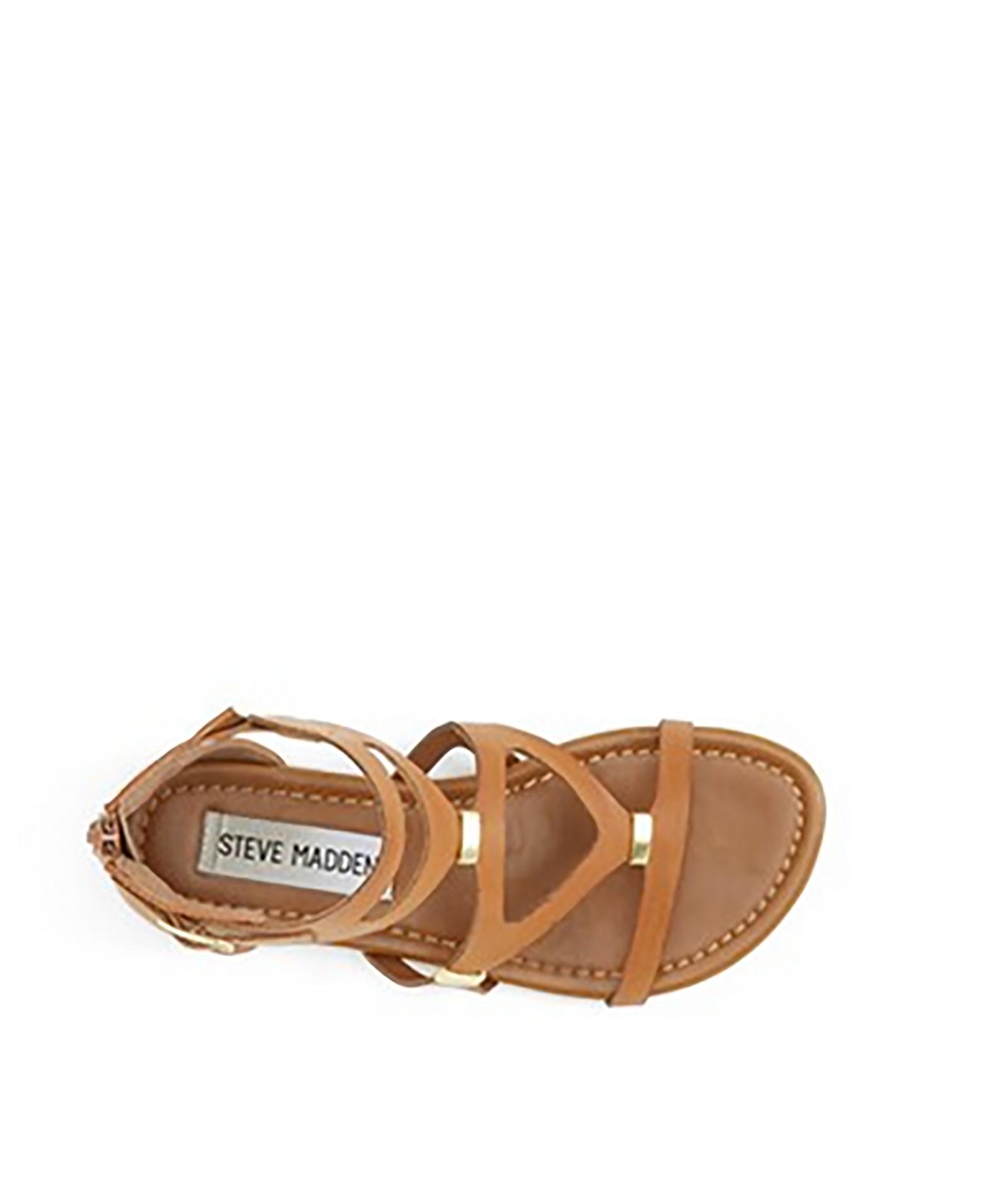 09272e059e94 Steve Madden Girls Comma Sandal Shoes Flats Sandals