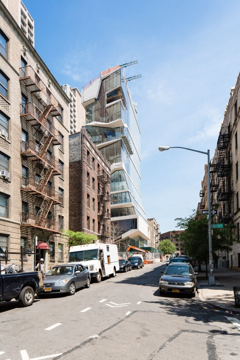 New York S Current Building Boom Is Only An Architectural Renaissance For The 1 Architecture Washington Heights New York
