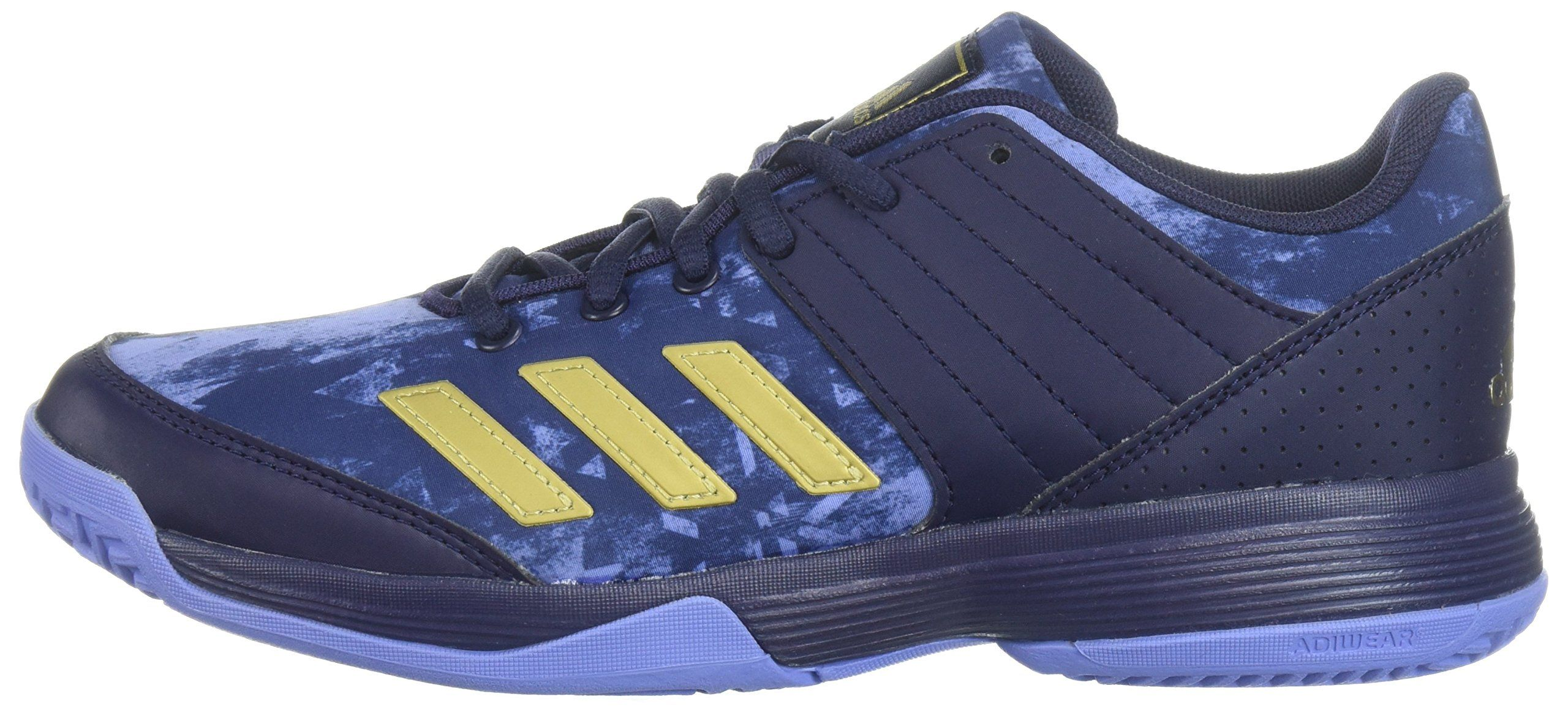 Adidas Performance Womens Ligra 5 W Volleyball Shoe Noble Ink Metallic Gold Chalk Purple 11 M Us Click Image For More Details Volleyball Shoes Shoes Running Shoes