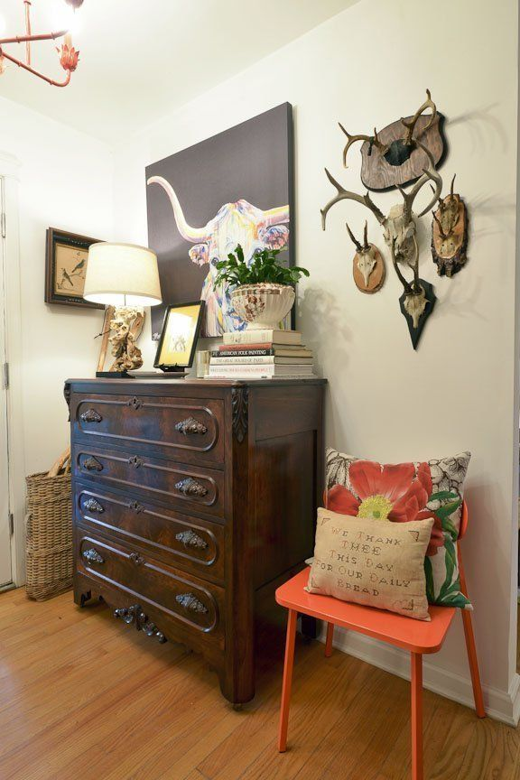 Thomas & Tara\'s Eclectic Collected Home in Nashville | Nashville ...