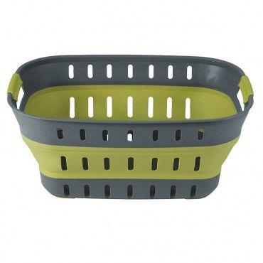 Outwell Collaps Basket - Green - Interior Accessories - Caravan & RV Accessories - Caravanning & Motorhome