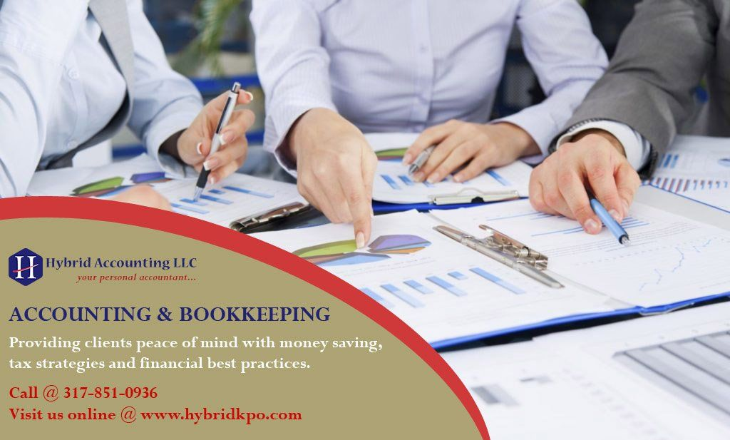 HybridAccounting Providing clients' peace of mind with