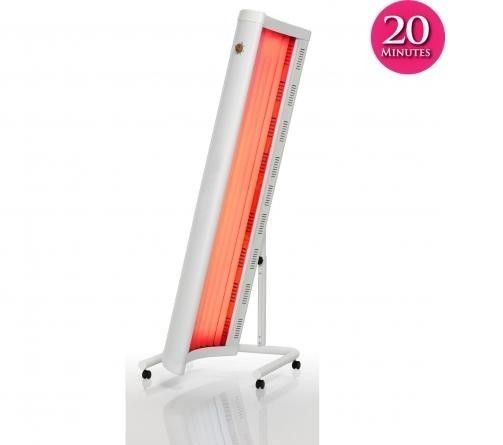 SunFire 12RLT Red Light Therapy Tanning Canopy - Tanning Bed Canopy - SunFire 12RLT Red Light Therapy Tanning Canopy - Tanning Bed