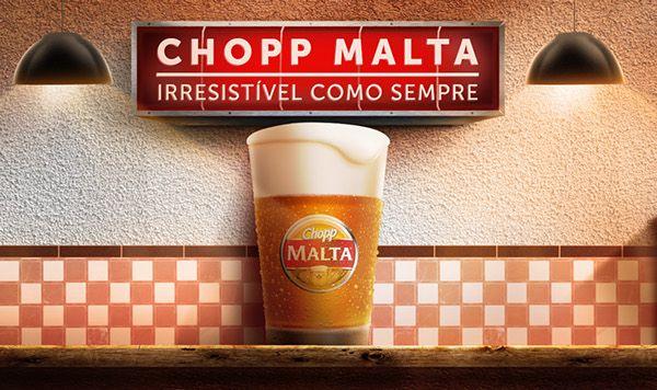 Cervejaria Malta on Behance