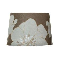 Floral Screen Print - Brown (Medium) Quick Information