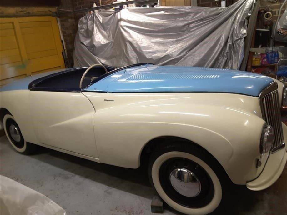 1954 SUNBEAM TALBOT ALPINE for sale | Classic Cars For Sale, UK ...
