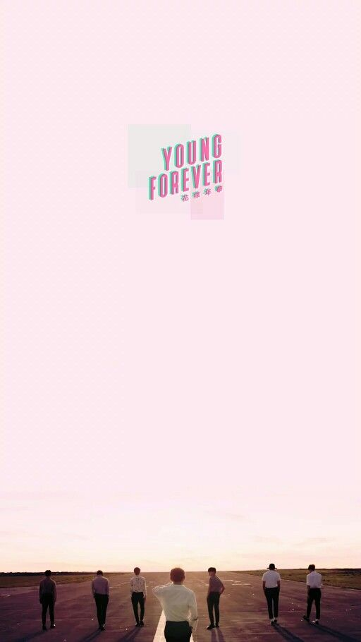 BTS Young Forever Live Like You're Forever Young Dream