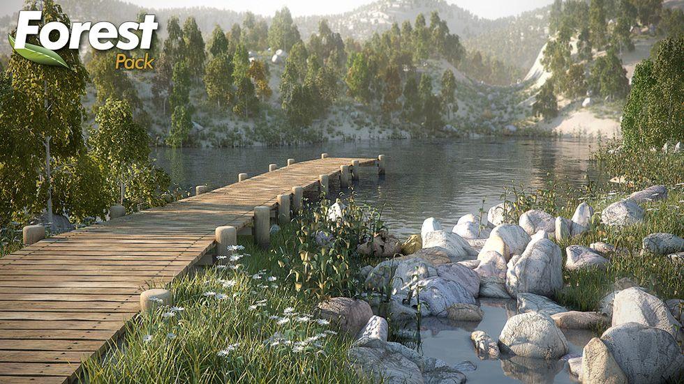 Free Lake Scene Garden Landscape Design Landscape Design Beautiful Gardens Landscape