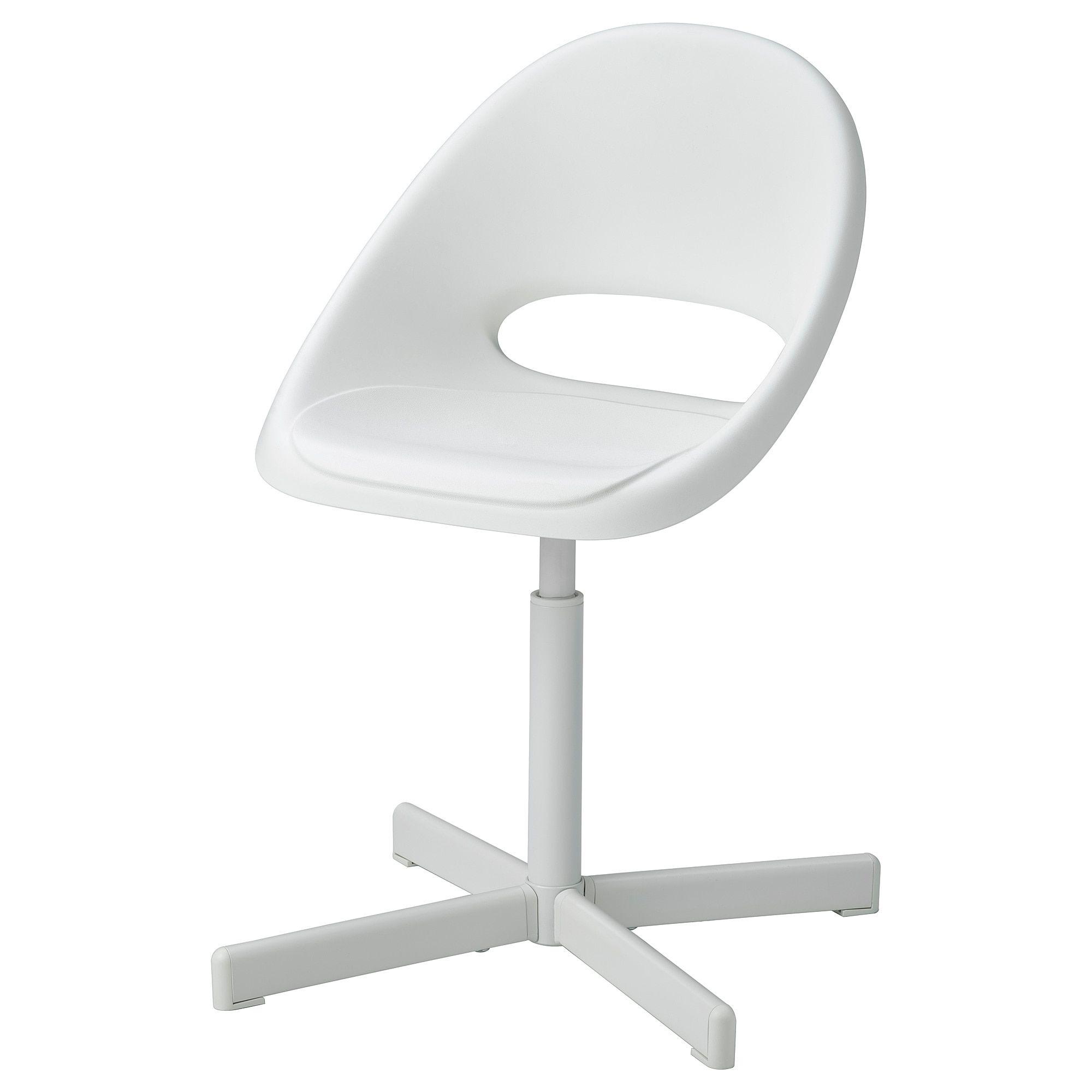 Loberget Sibben Gyerekforgoszek Feher Ikea In 2020 Childrens Desk And Chair Childrens Desk Desk Chair
