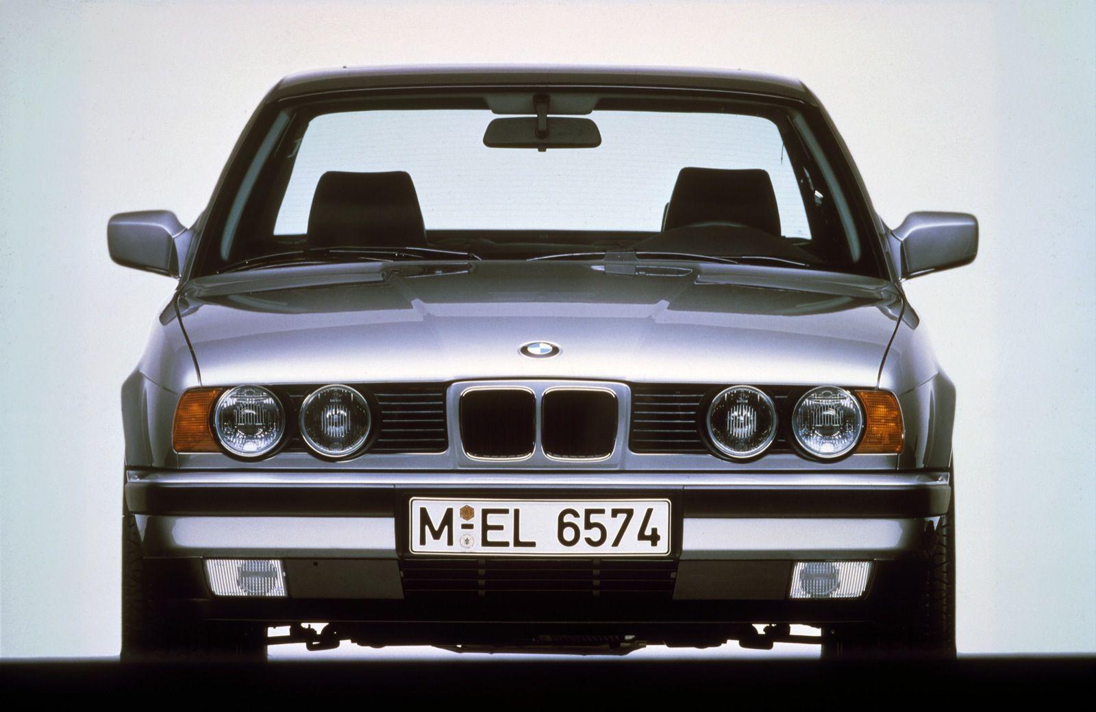 1989-1995 BMW E34 5-Series