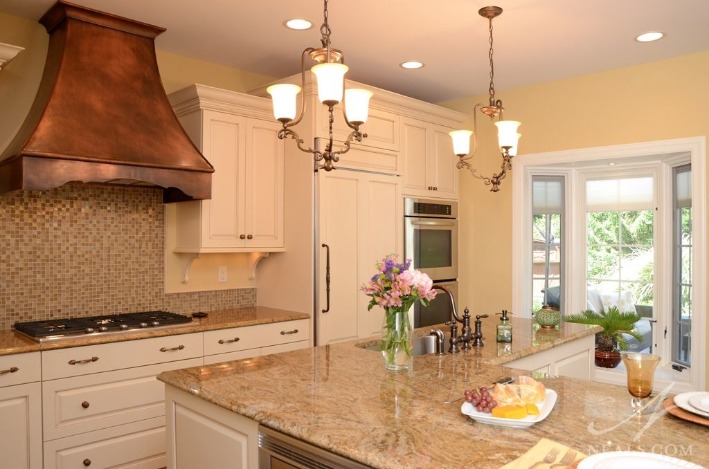 french country kitchen indian hill oh neal s design build great