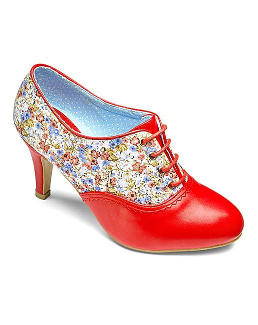 separation shoes new high quality good looking Joe Browns Floral Shoe Boots EEE Fit   Quirky Shoes etc ...