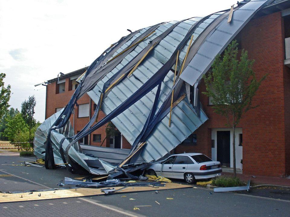 Legacy insurance agency emergency roof repair house
