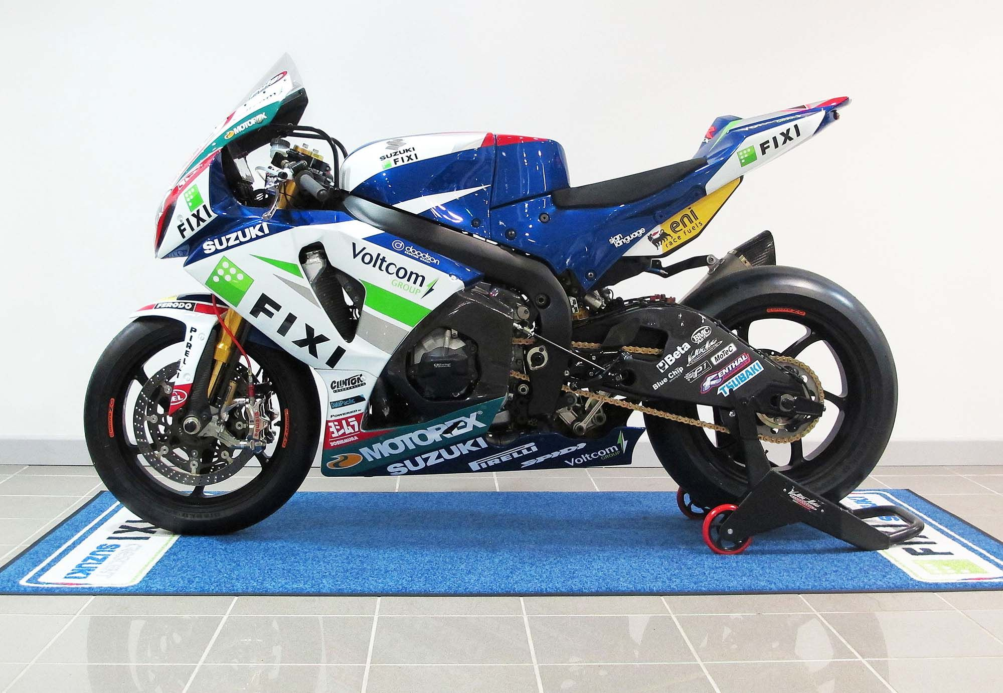 Suzuki xrh 1 motogp race bike nice rear sets motors pinterest motogp race motogp and street bikes