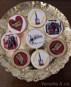 austin and ally party decorations Google Search Rockstar BDay