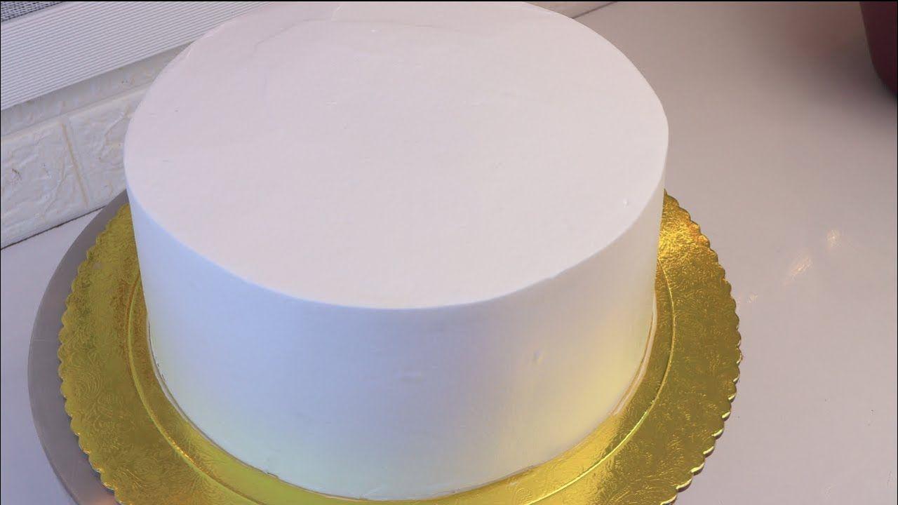 سلسلة دروس تعليمية في الكيك للمبتدئين الدرس الرابع تغليف الكيك Cake