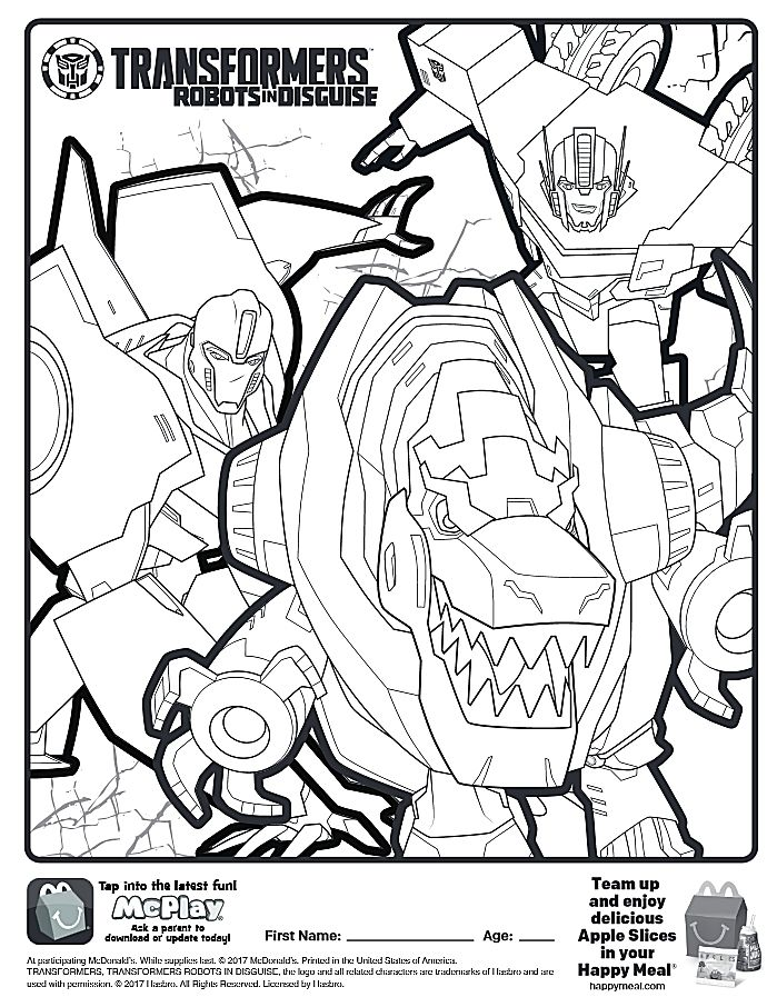 Here Is The Happy Transformers Robots In Disguise Coloring Page Click The Picture To See My Coloring Video Coloring Pages Coloring Sheets Cute Drawings