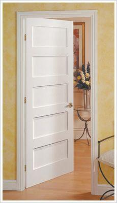 Superior MDF Panel Interior Door