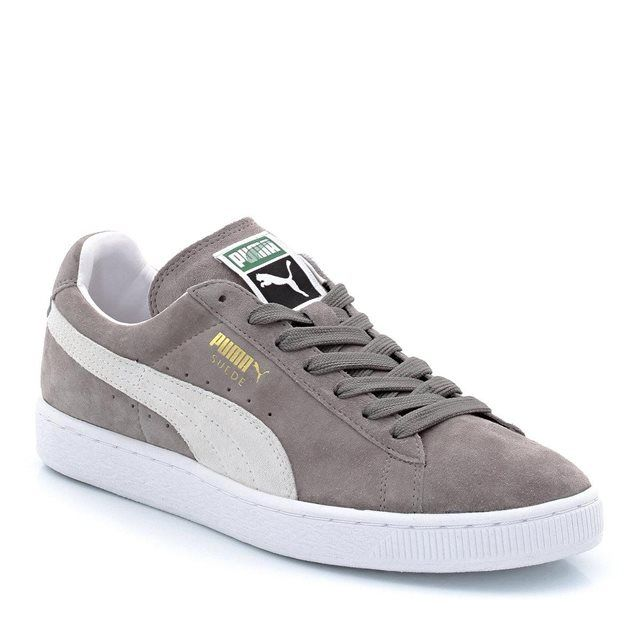 Chaussures Puma Suede Classic blanches Casual femme ZQaZWvT