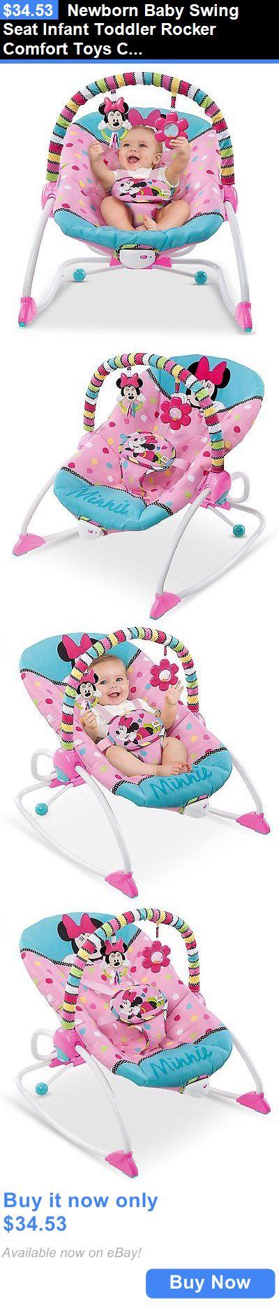 baby kid stuff Newborn Baby Swing Seat Infant Toddler