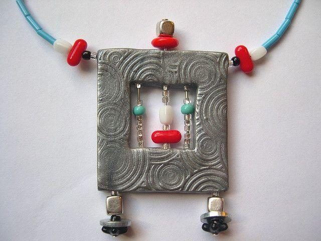Mr. Roboto Necklace