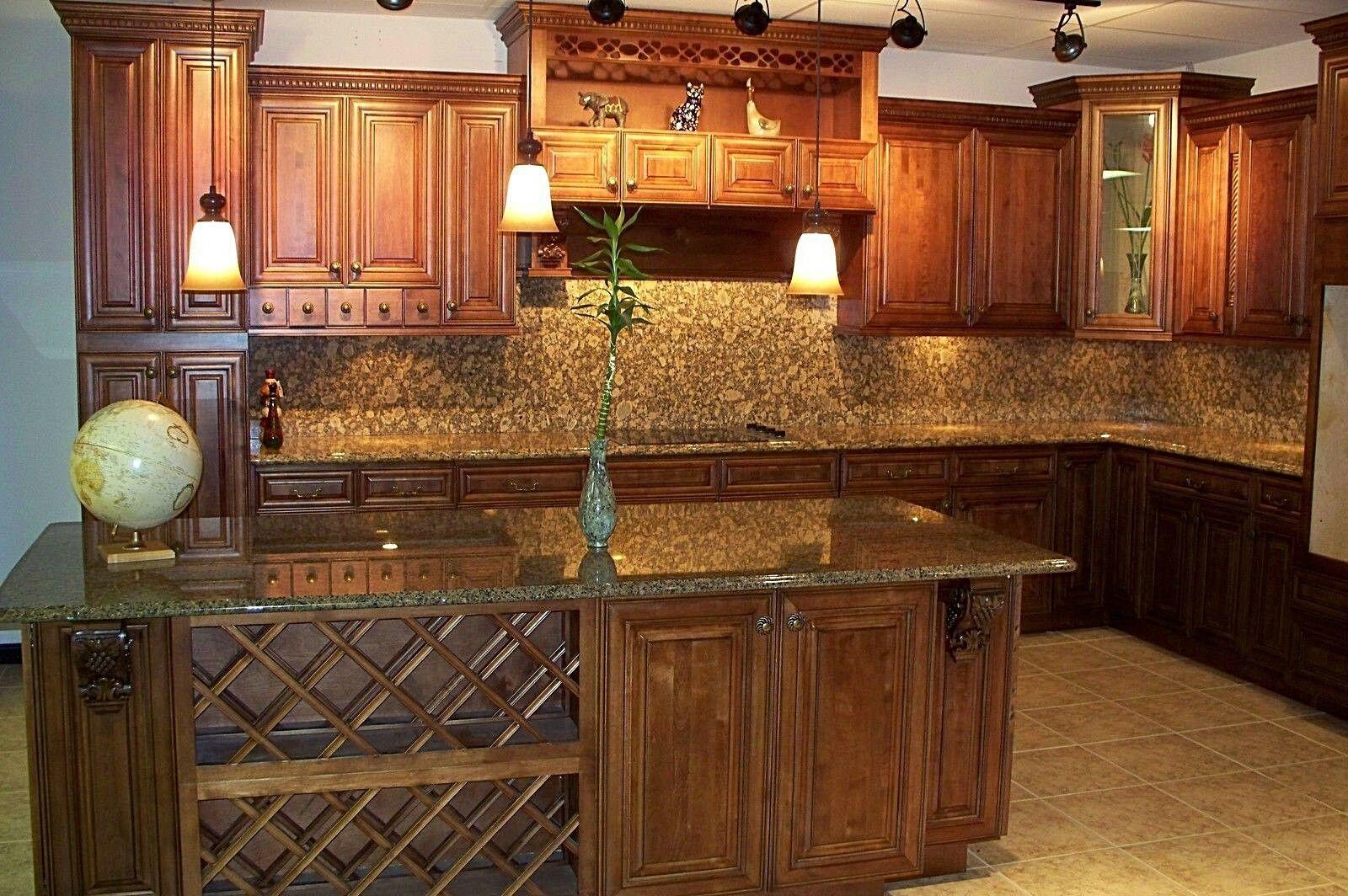 Premium Designer All Wood Kitchen Cabinets Chocolate Maple 10x10 Layout Buy Kitchen Cabinets Online Wood Kitchen Cabinets Online Kitchen Cabinets