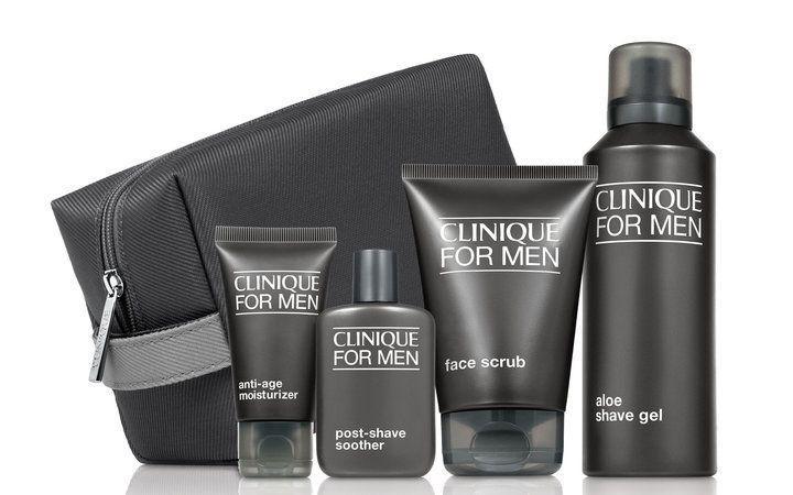 Best Beauty Gifts For Travelers Clinique For Men Best Skincare For Men Skin Care Travel Set