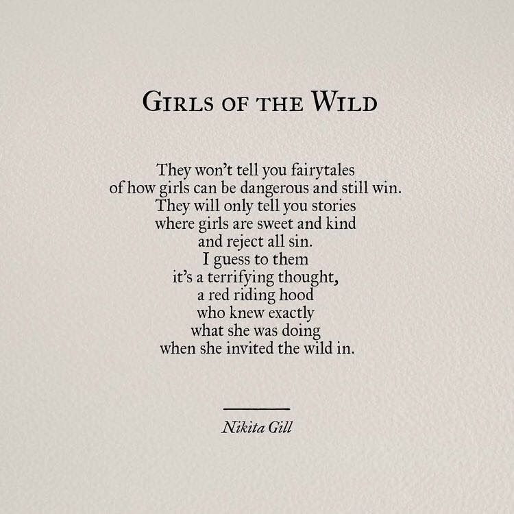 dangerous girls can still win 🔥 | E. H. | Quotes, Poem quotes, Poems