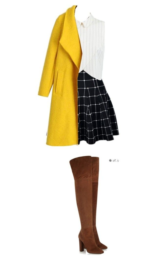 """""""Words too"""" by sayjaykay ❤ liked on Polyvore featuring Miss Selfridge and Giuseppe Zanotti"""