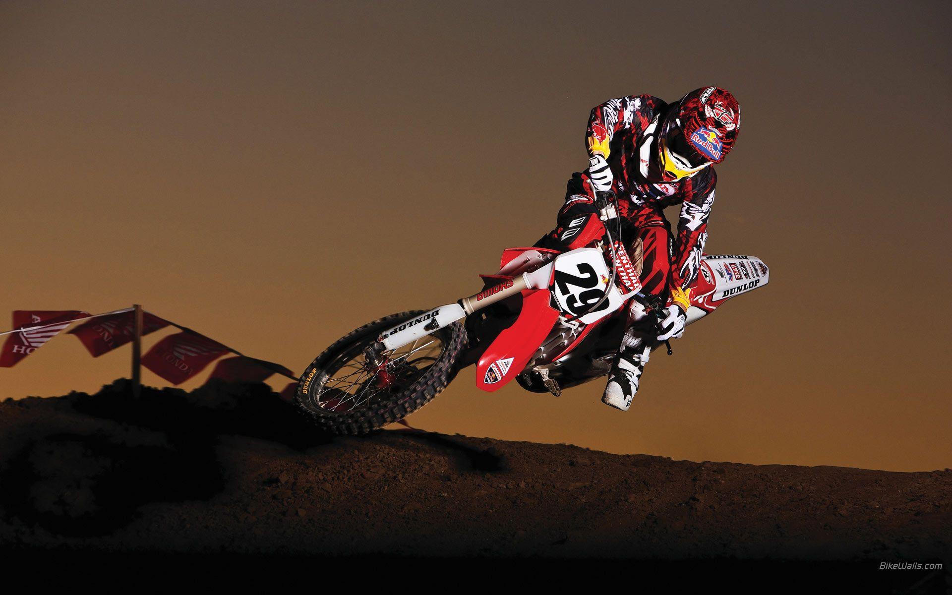 Honda Motocross Wallpapers