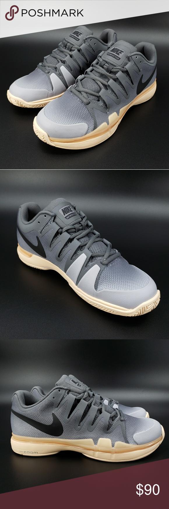 reputable site 6edf0 8532c Nike Zoom Vapor 9.5 Tour Tennis Shoes 631475 004 Nike Zoom Vapor 9.5 Tour  Tennis Shoes