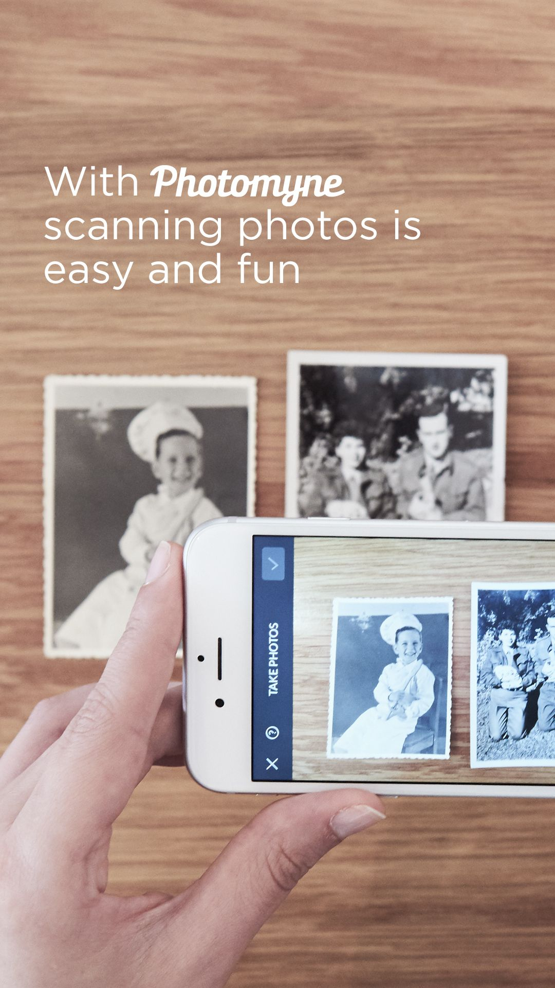 Keep Your Old Photos Safe And Accessible Right On Your Phone Meet