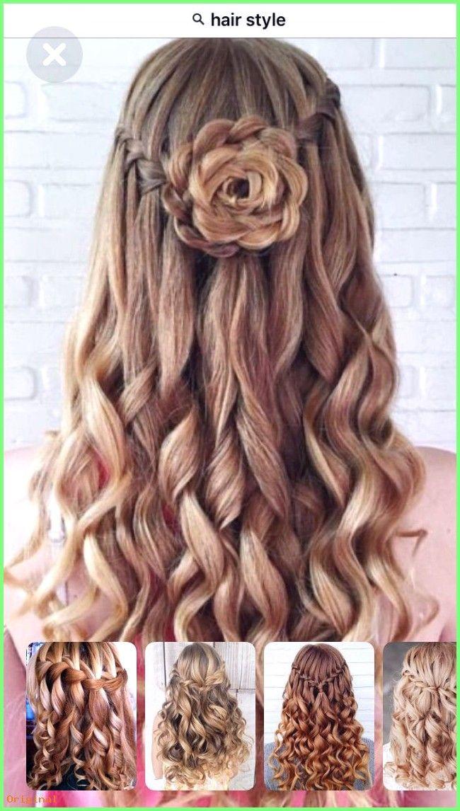 Más de 50 modelos de cabello largo: fryzury # medio alto debajo del cabello de la boda # medio arriba medio abajo …