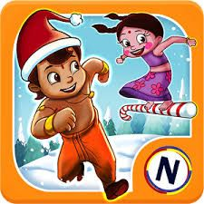 Chhota Bheem Race Game App for Android Free Download