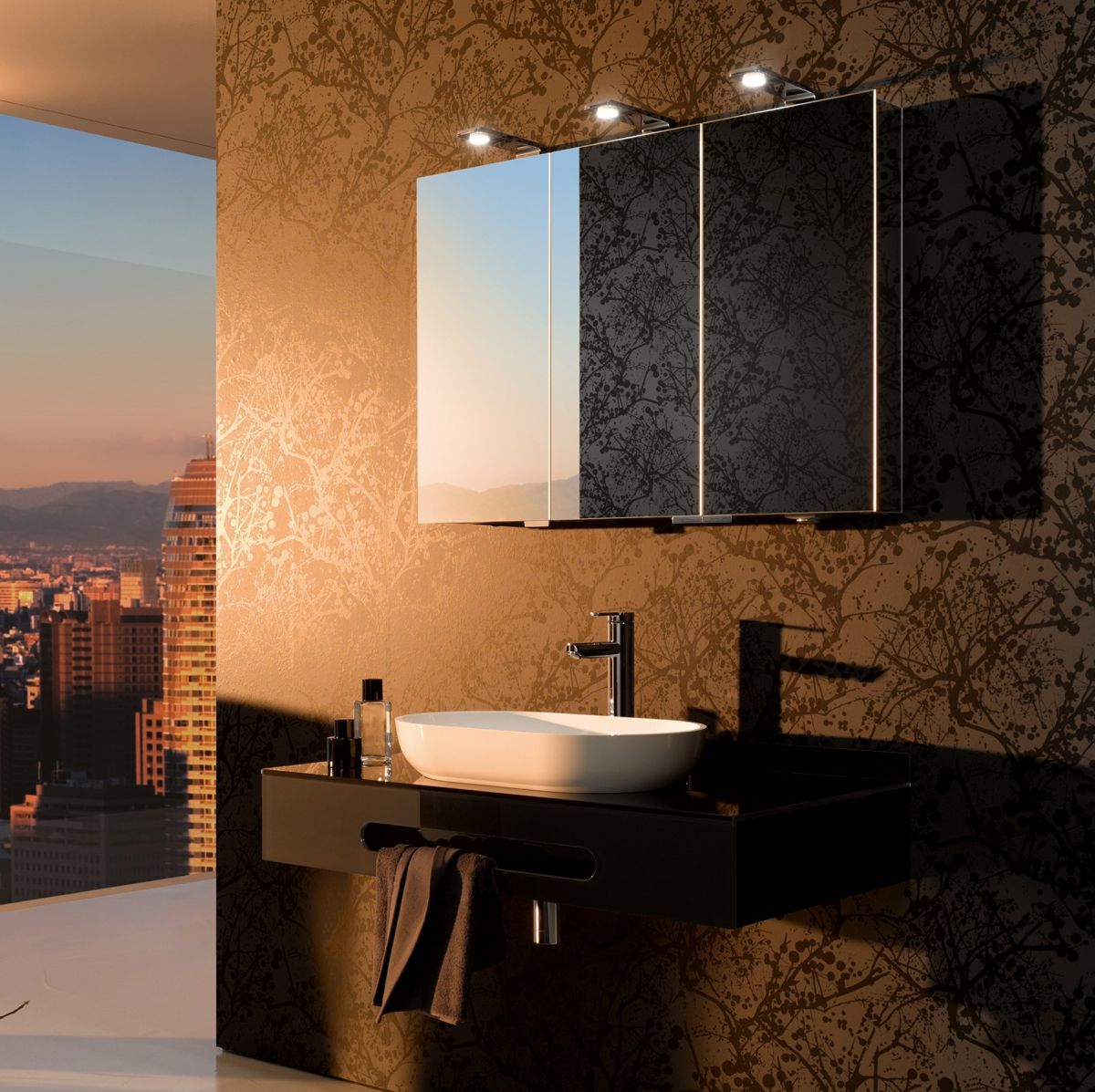 Bathroom Cabinets Keuco keuco royal universe illuminated mirror cabinet #keuco #bathroom