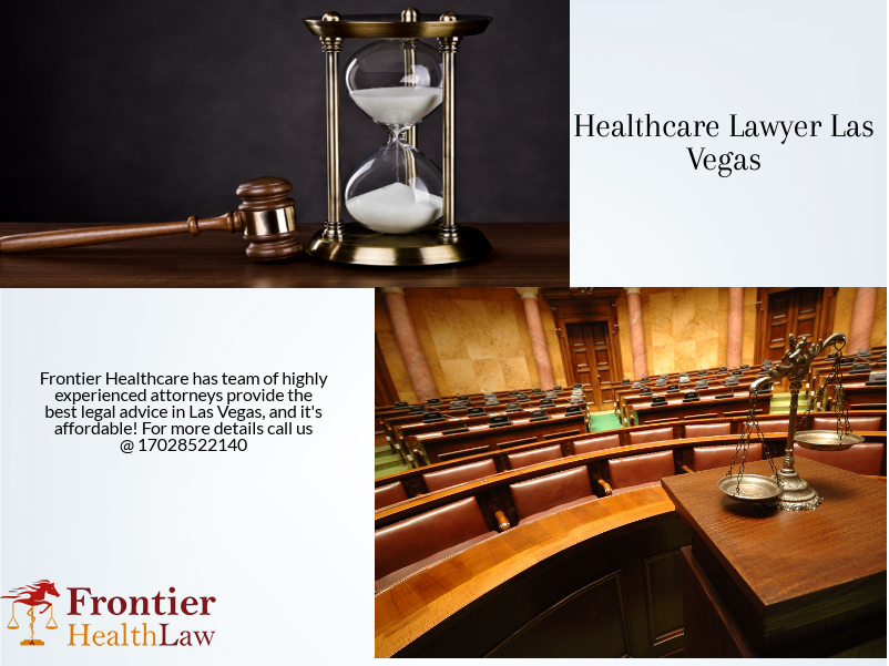 Frontier Health Law exclusively represents health care