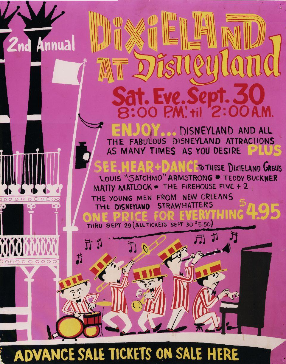Dixieland at Disneyland