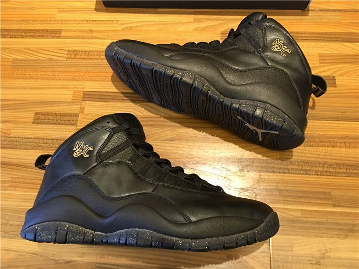 d8e0350641b Authentic Air Jordan 10 NYC | Jordans | Retro shoes, Shoes, Jordans