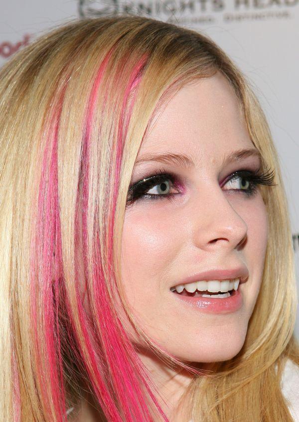 Avril Lavigne Photo S Gaya Rambut Gaya Rambut Pesta Rambut