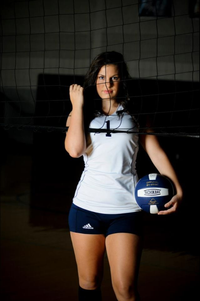Volleyball Individual Pictures Senior pics | photogra...