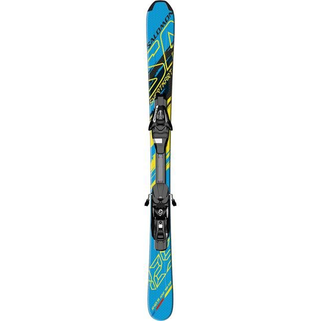 2014 Salomon Shortkart Snowblades With Salomon Release