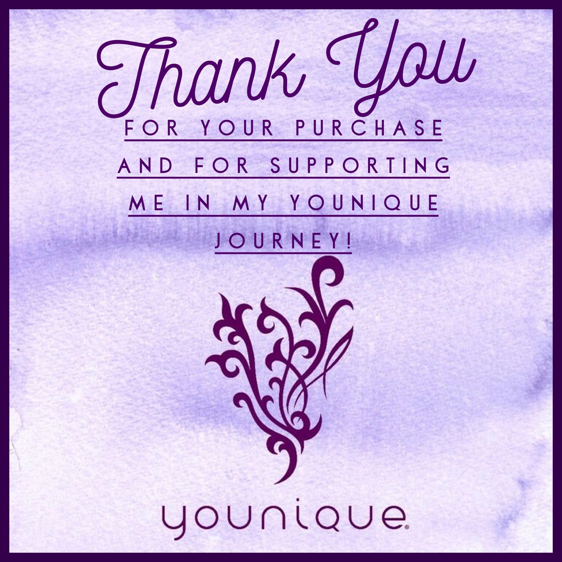 Thank You For Your Order Younique Clickimagetoshop Questions