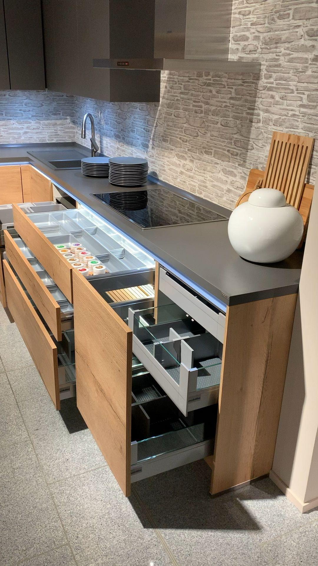 Schubkästen und Einteilungen bedroom decor diy videos Küchen ...