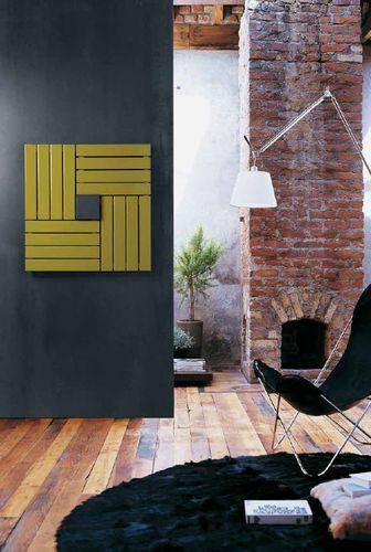 Radiatori Ad Acqua Calda.Radiatore Ad Acqua Calda Design Square By F Lucarelli B