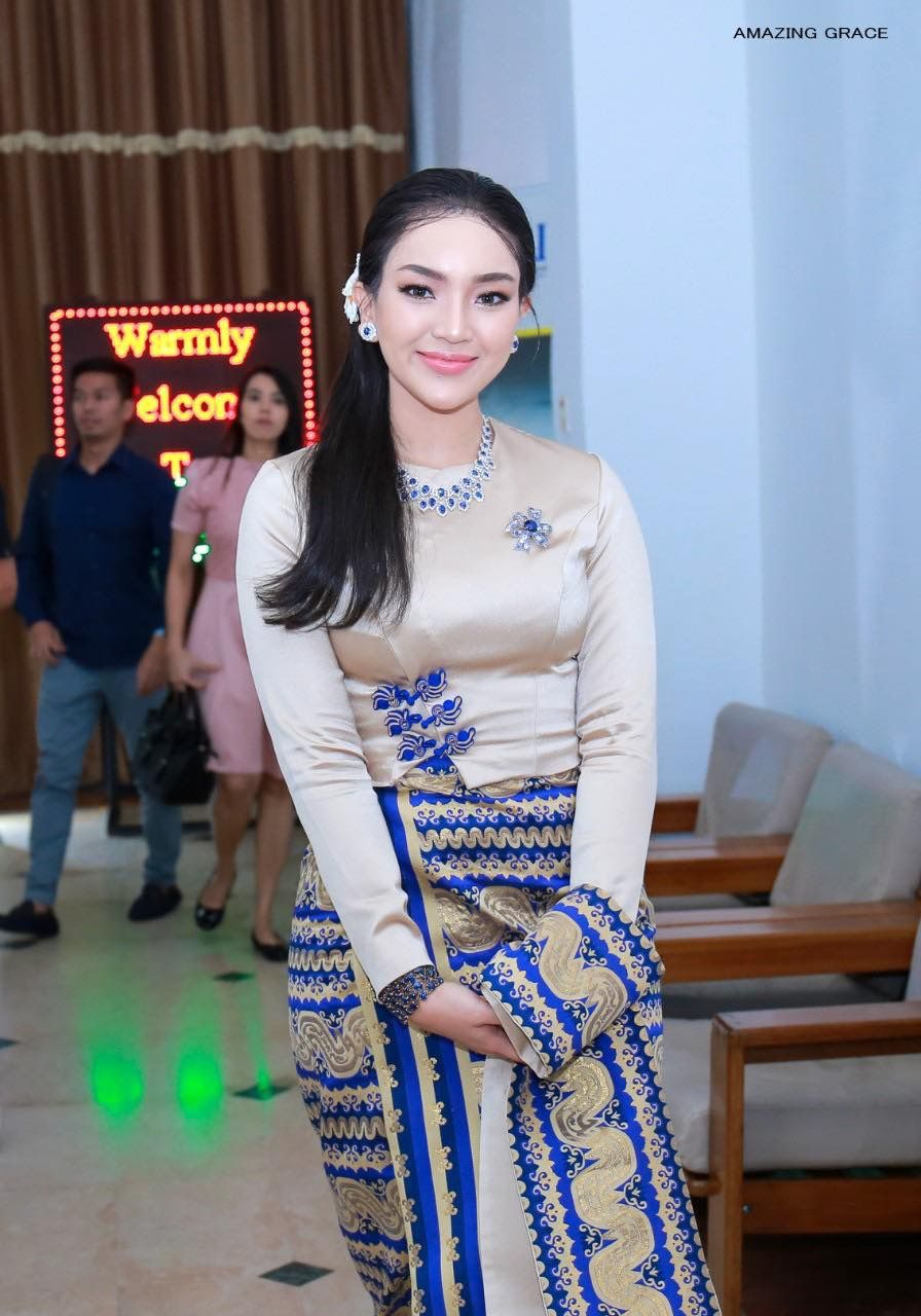 Nay Chi Oo | Beautiful celebrities, Fashion, Celebrities