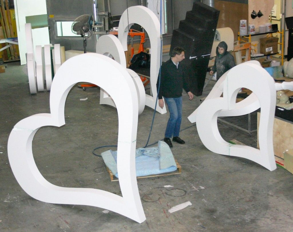 Brighten Up With Valentine S Day Decor Center Stage Productions Church Stage Design Church Stage Decor Stage Set Design
