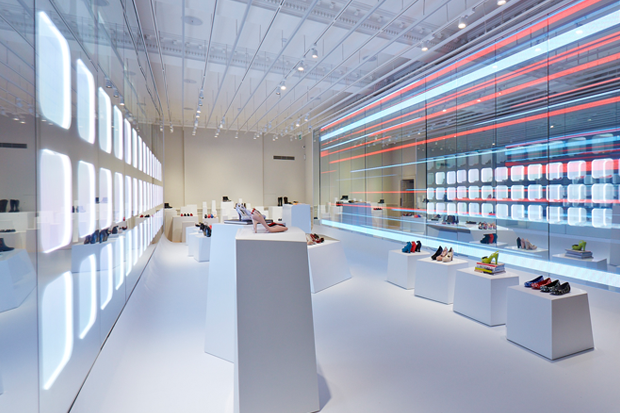 Art installations in London\'s Galeria #Melissa store feature ...