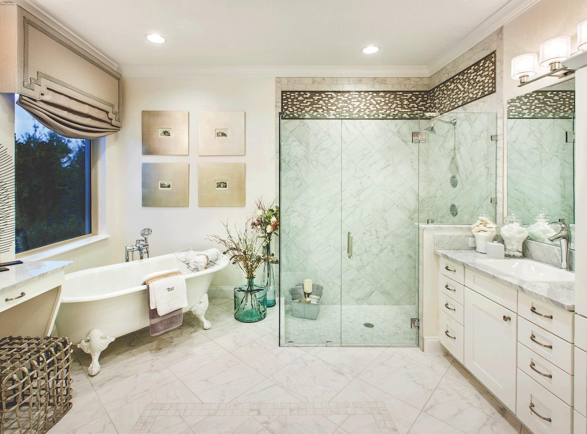 Toll Brothers Royal Cypress Preserve, FL | Bathrooms | Pinterest ...