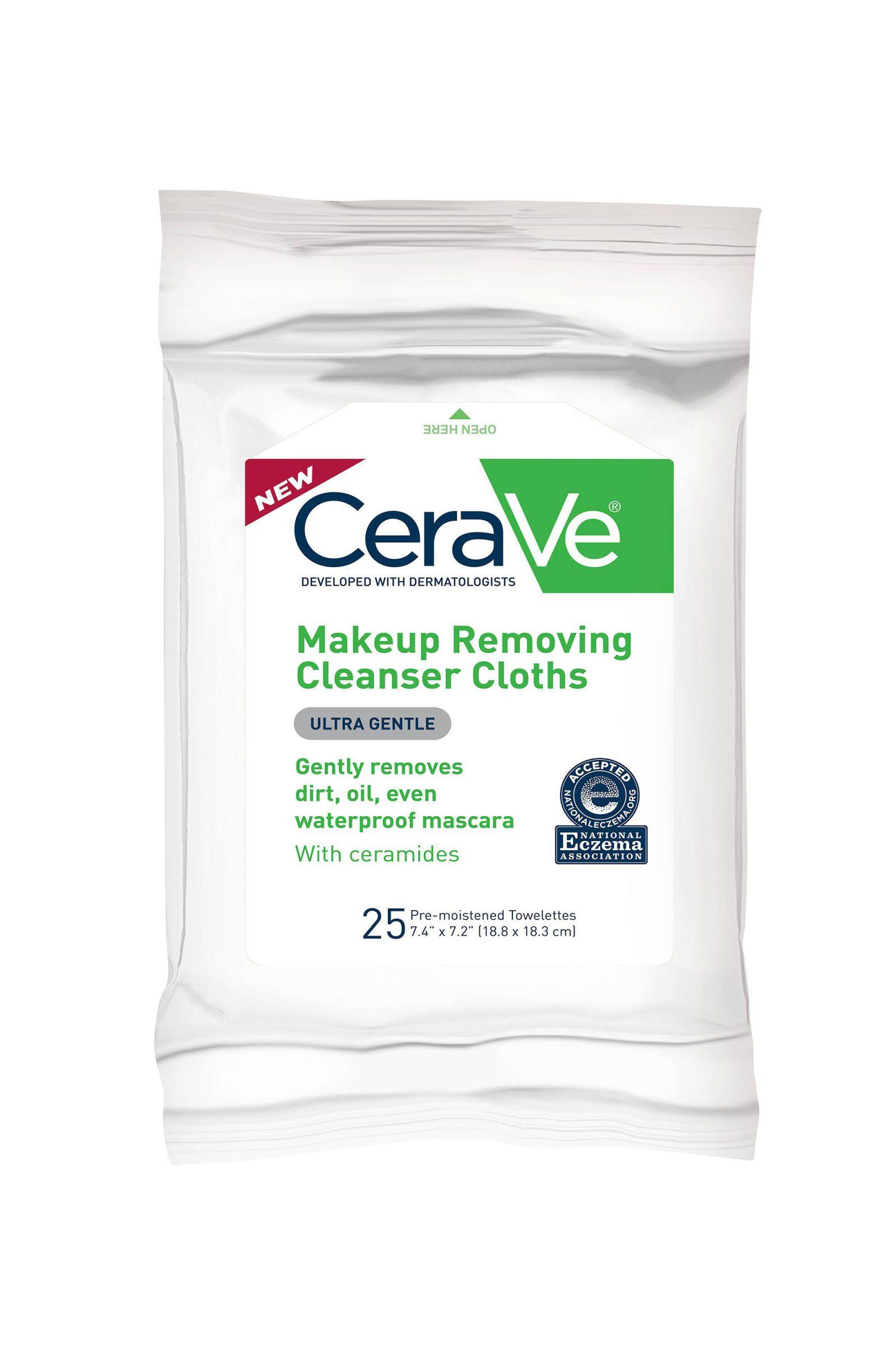 Vitamin C Brightening Glow Micellar Wipes Makeup remover
