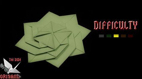 [ORIGAMI TUTORIAL] Octospiral (Diaz/Somos/Mukerji) || Decorations